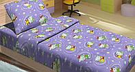 Подростковое постельное белье Lotus Hello Kitty Star лиловое