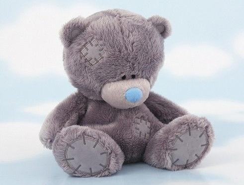 Плюшевый мишка Тедди, 40 см
