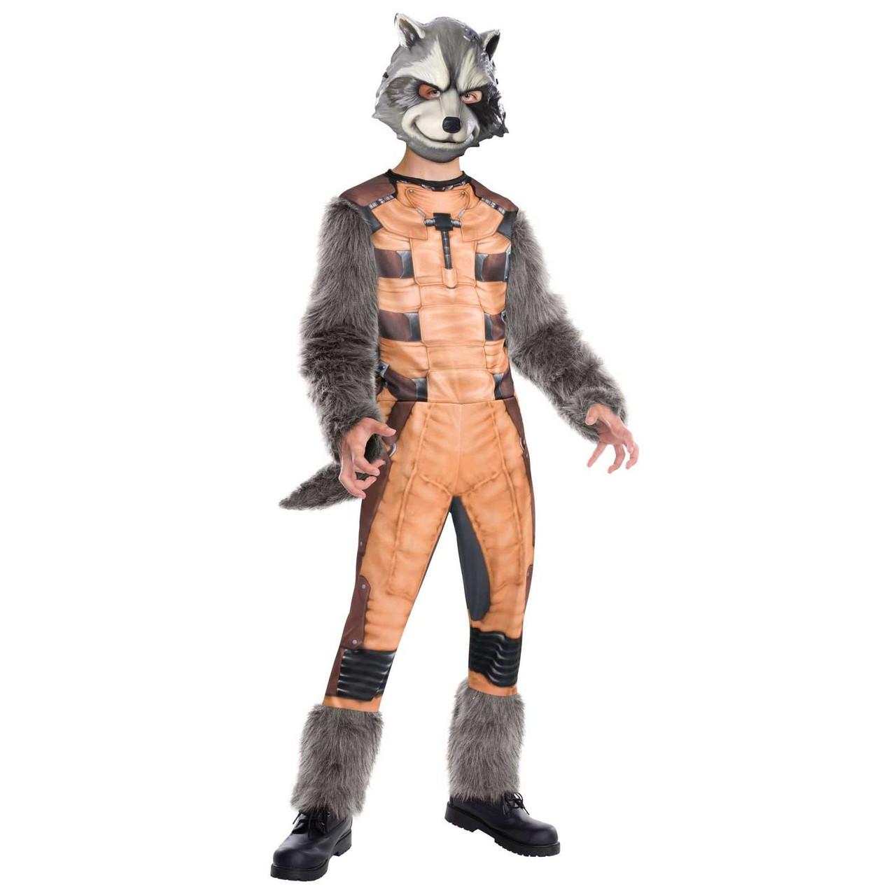 Карнавальный костюм Енот Ракета Стражи Галактики 8bee08f7caec1