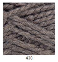 Yarnart Alpine Alpaca - 438 коричневий