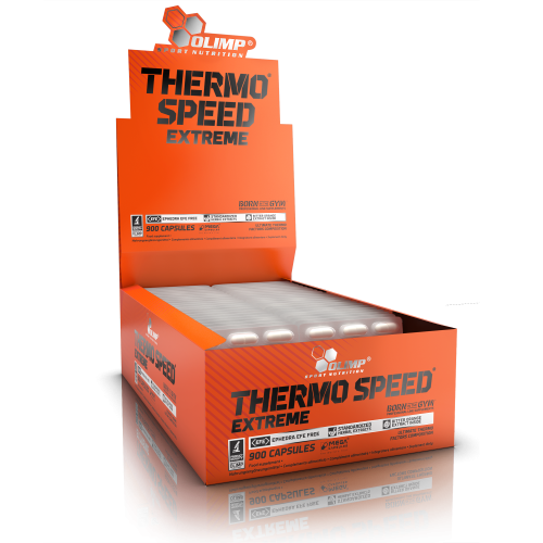 Olimp Thermo Speed Extreme 30x30 caps