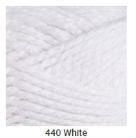 Yarnart Alpine Alpaca - 440 білий