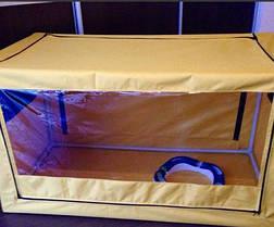 Прозрачный силикон для пошива домиков для котов и других животных, м'яке скло, фото 3