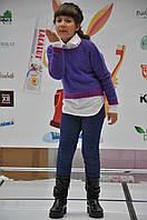 Модная гламурная кофта для девочки, фото 1