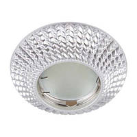 Точечный светильник Feron CD003 MR-16 серебро
