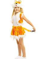 Дитячий карнавальний Костюм новорічний лисички