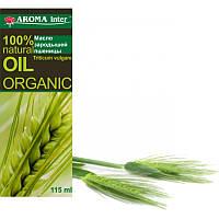 Масло натуральное из зародышей пшеницы 115 мл.