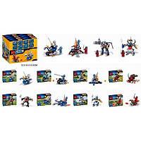 Конструктор NEXO  knights в коробке 25,5х16,7х19см 103#1-8