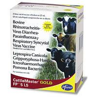 """Кэтлмастер Голд FP5 L5 """"Pfizer Animal Health / Пфайзер Энимал Хелз"""", США"""