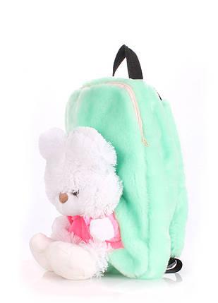 Детский рюкзак POOLPARTY с медведем, фото 2