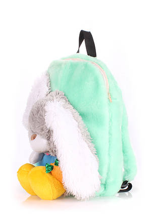 Детский рюкзак POOLPARTY с зайцем, фото 2