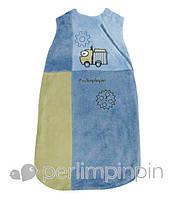 Cпальник для новорожденного, 0-6 мес., 6-18 мес. (Конверт для сна, спальный мешок) ТМ PERLIM PINPIN Машинки