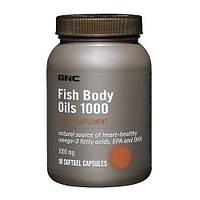GNC Fish Body Oils 1000 90c