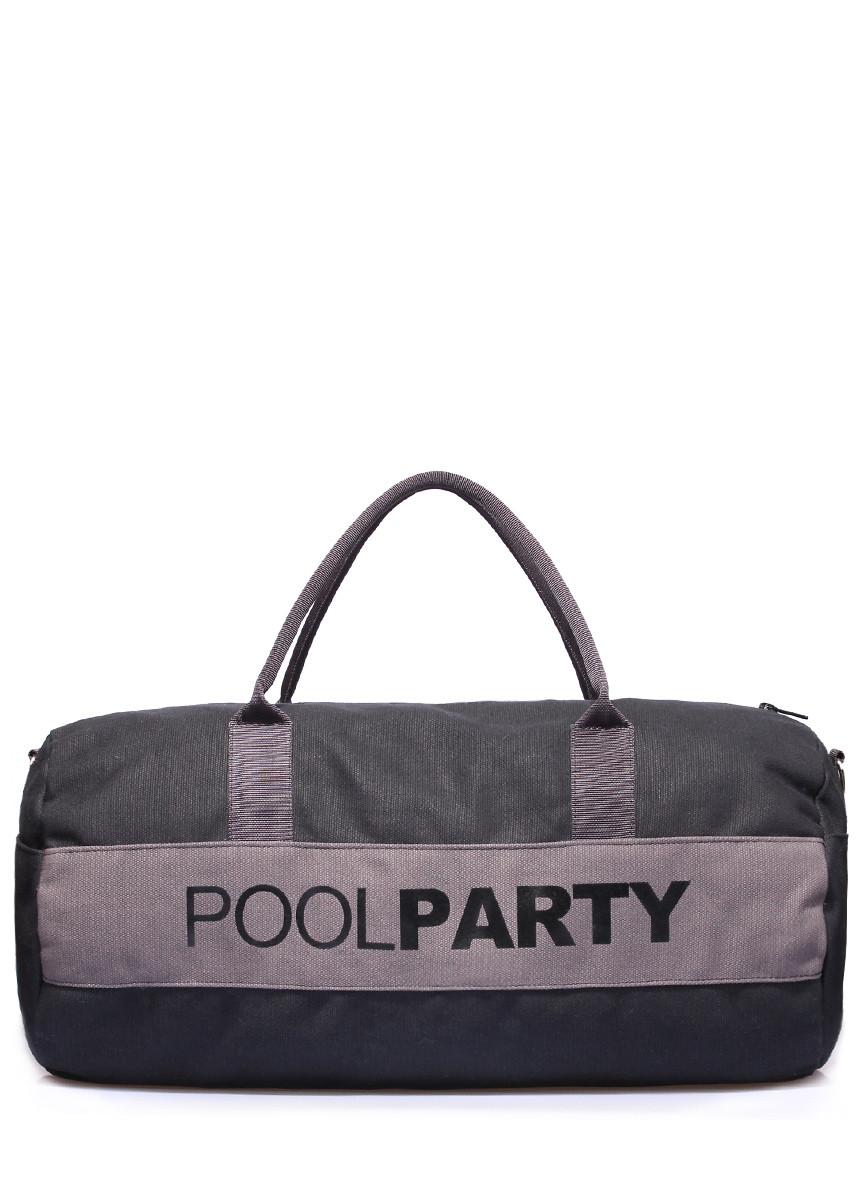 Спортивно-повседневная сумка POOLPARTY Gymbag