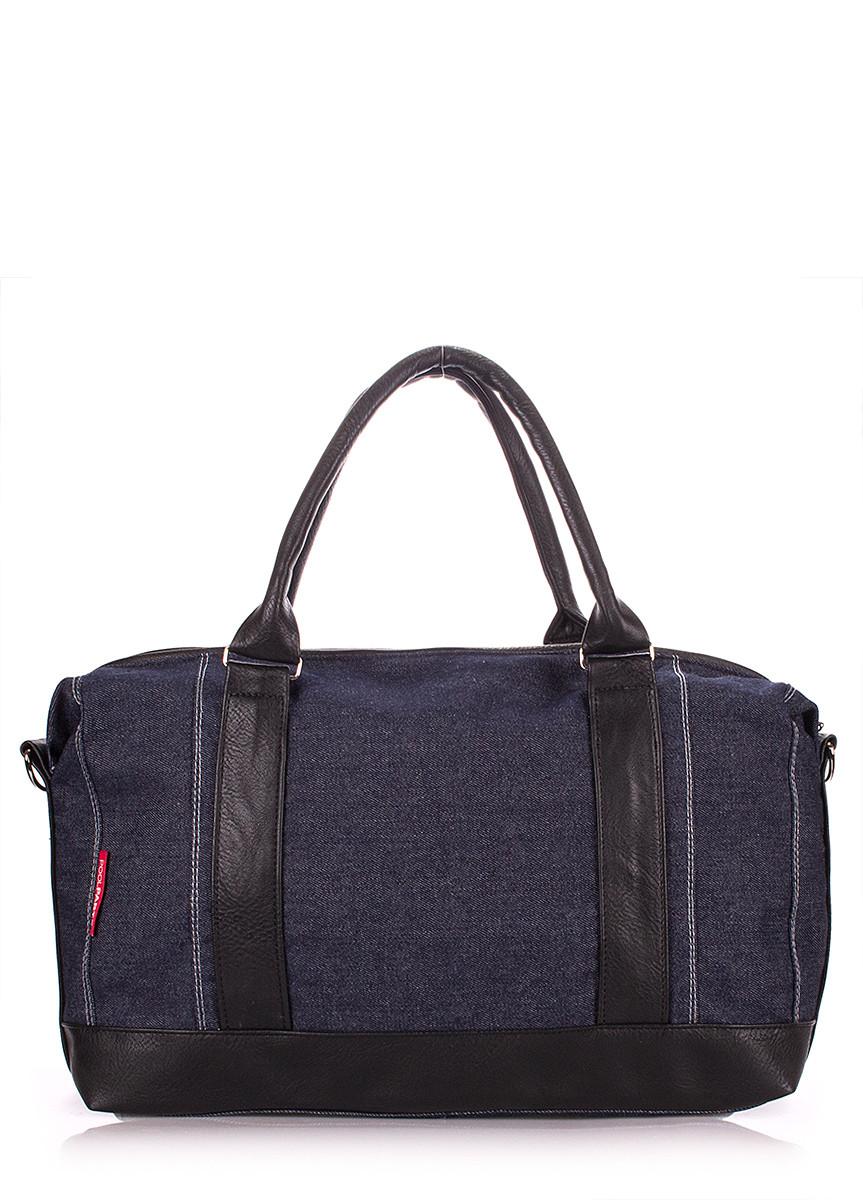Джинсовая сумка POOLPARTY Denim Bag