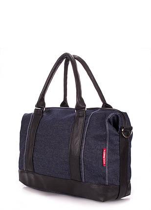 Джинсовая сумка POOLPARTY Denim Bag, фото 2