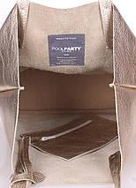 Кожаная сумка POOLPARTY Mania, фото 3