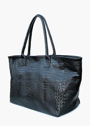 Кожаная сумка POOLPARTY Desire, фото 2
