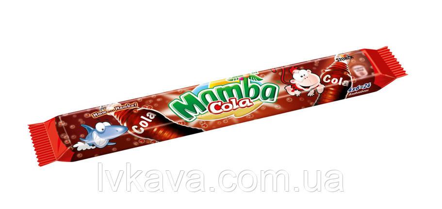 Жевательные конфеты Strock Mamba Cola & Friends, 106 гр, фото 2