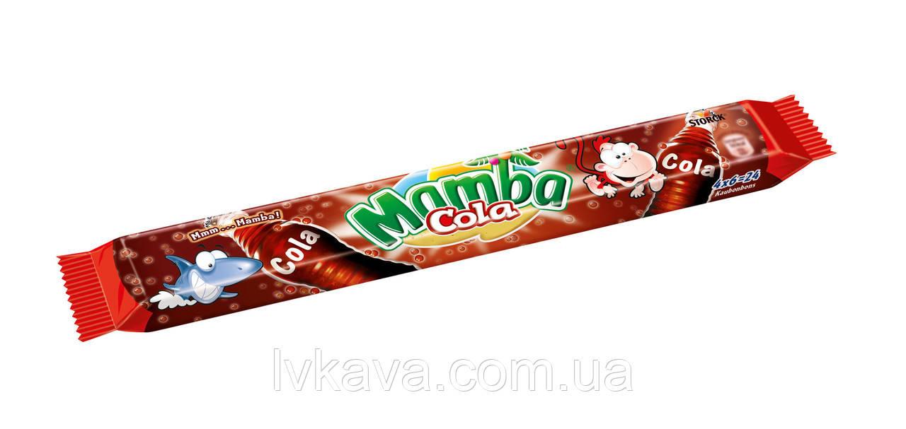 Жевательные конфеты Strock Mamba Cola & Friends, 106 гр