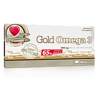 Olimp Gold Omega 3 65% 60 caps