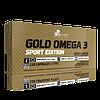 Olimp Gold Omega 3 Sport 120 caps