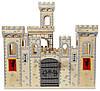Деревянный рыцарский замок (Folding Medieval Castle) ТМ Melissa & Doug MD11329, фото 4