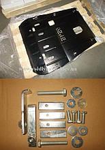 Защита картера двигателя на Renault Logan c 2012 г.