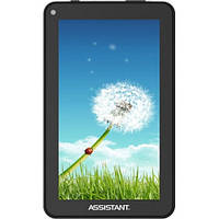 "Планшет ASSISTANT AP-720 7"" 1024х600 IPS/ Rockchip RK3126 4х 1,2 GHz / 512 MB DDR3 / 4GB / 2000mAh / Android 4"