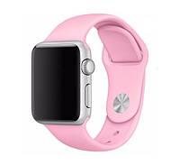 Спортивный ремешок Primo для Apple Watch 38mm / 40mm (110mm) Pink, фото 1