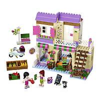 Lego Friends Продуктовый магазин в Хартлейке в 41108 Heartlake Food Market