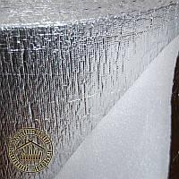 Фольгированный утеплитель для бани Sauna ALU 3 mm