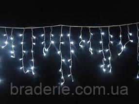 Гирлянда светодиодная Бахрома 108 диодов 3 метра с режимами мерцания