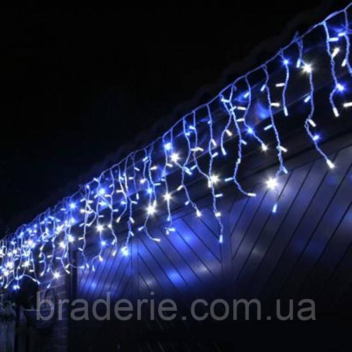 Гирлянда светодиодная Бахрома уличная мелкий диод