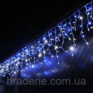 Гирлянда светодиодная Бахрома уличная мелкий диод, фото 2