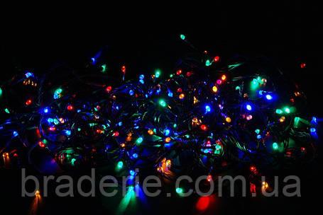 Гирлянда светодиодная с линзой 200 диодов, фото 2
