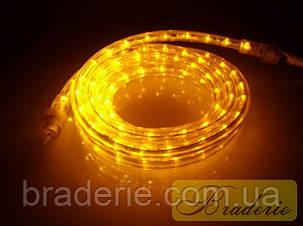 Гирлянда светодиодная шланг (дюралайт) трехжильный, фото 2