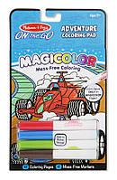 """Детская магическая раскраска """"Приключения"""" (Coloring Pad - Games & Adventure) ТМ Melissa & Doug MD9129"""