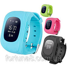 Умные детские часы Smart Baby Watch Q50 c GPS трекером