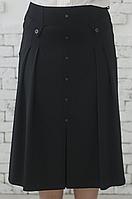 Юбка женская черная