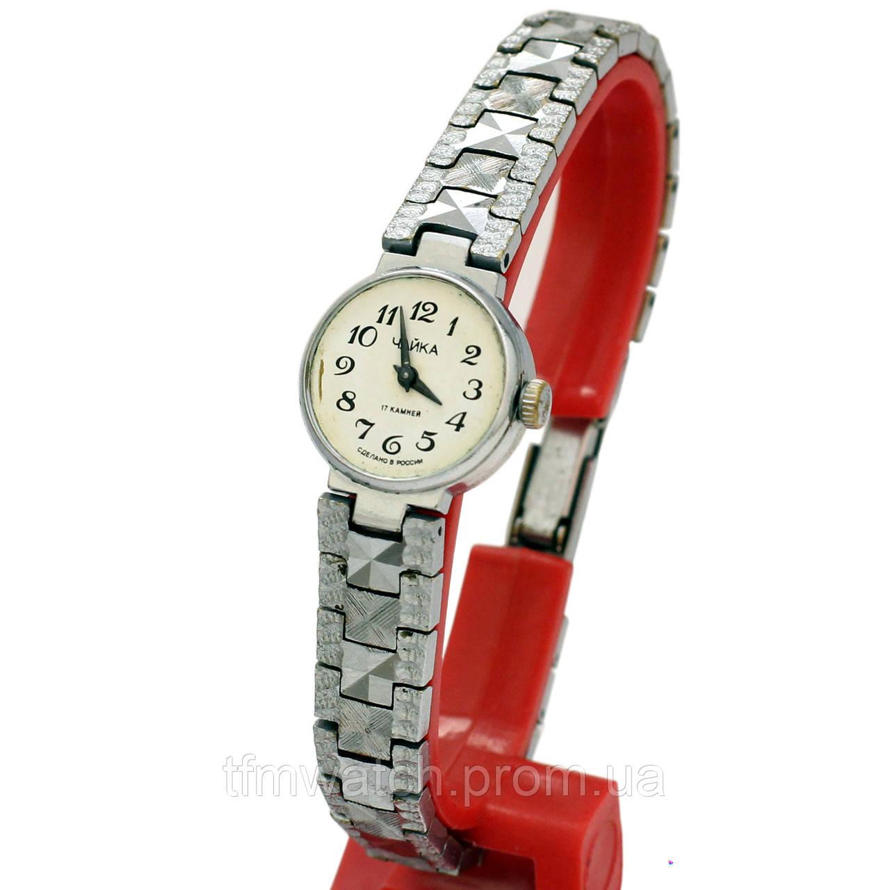 Чайка женские часы производства России