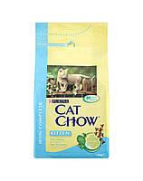 PURINA Cat Chow Kitten с курицей  1,5 kg