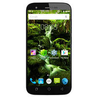 Смартфон  ASSISTANT AS-5432 (silver) 5'' 1280x720 / IPS/ 13 MPx, 5 MPx / MediaTek MTK 6580 / CPU Cortex A7-1,3