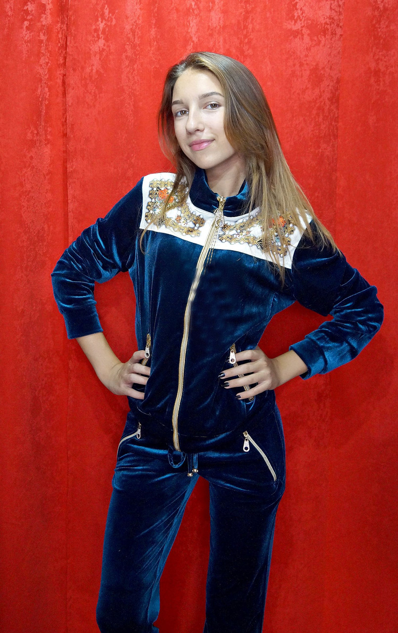 Женский турецкий спортивный костюм EZE