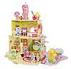 """Детский 3D пазл """"Домик сладостей"""" (Home Sweet Home 3D Puzzle) больше 100 деталей ТМ Melissa & Doug MD9460, фото 5"""