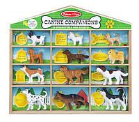 """Детский игровой набор """"Собачья компания"""" (Canine Companions) ТМ Melissa & Doug MD19404"""