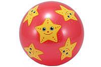 """Детский резиновый мяч """"Морская звезда"""" (Cinco Starfish Ball) ТМ Melissa & Doug Красный MD6436"""