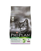 PURINA Pro Plan Sterilised индейка 1.5 kg