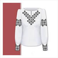 Заготовка женской сорочки-вышиванки (размер 42-56)
