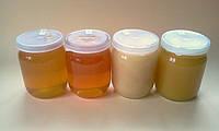 Мёд разнотравье (разнотравный) - Мед різнотрав'я (різнотрав'яний) 0,5 литра